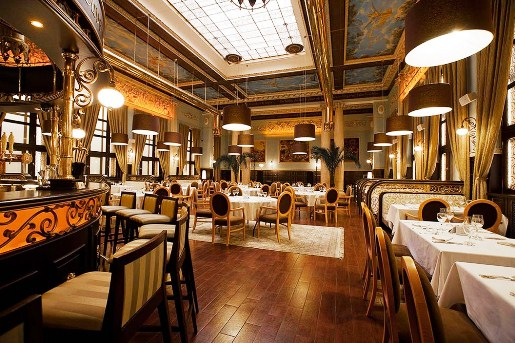 ресторан Метрополь в спб