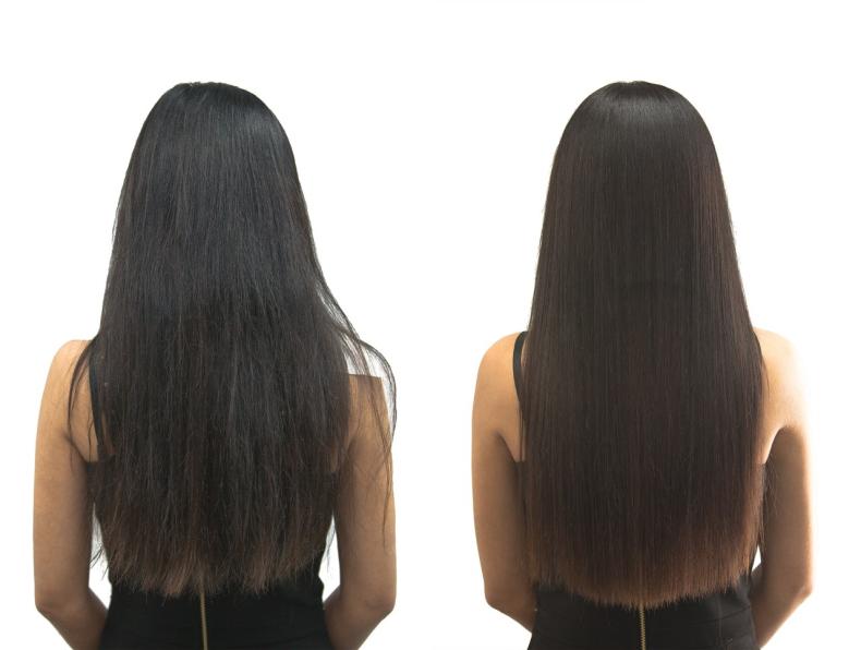 Сургут ламинирование волос