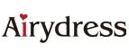 Airydress.com: Скидки до 60% на избранные модели из категории товаров Платья! (Промокод: Не нужен)